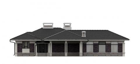 Фасад проекта 84-41