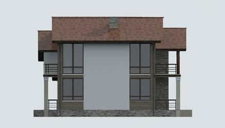 Фасад проекта 87-14