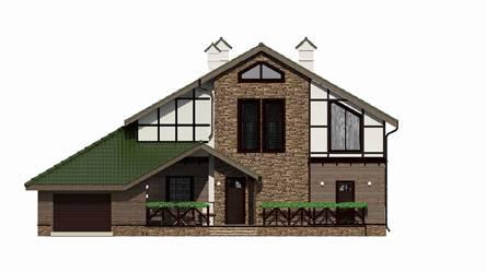 Фасад проекта 87-34