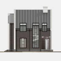 Фасад проекта 88-28