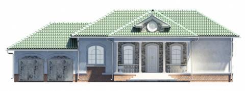 Фасад проекта 89-50
