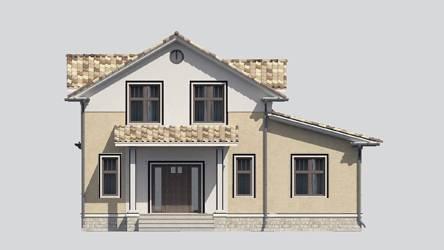 Фасад проекта 89-74