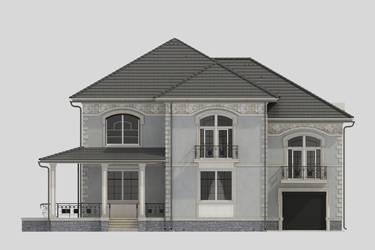 Фасад проекта 89-80