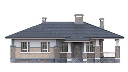 Фасад проекта 90-08