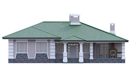 Фасад проекта 90-14
