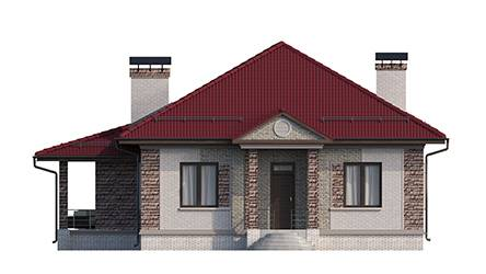Фасад проекта 90-16