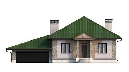 Фасад проекта 90-17