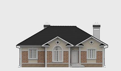 Фасад проекта 90-18