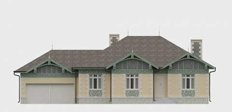 Фасад проекта 90-24