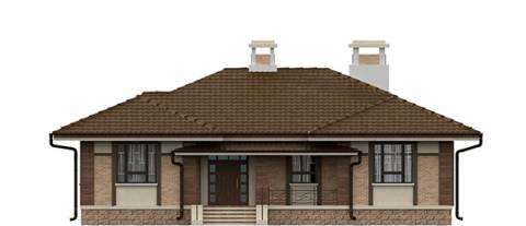 Фасад проекта 90-33