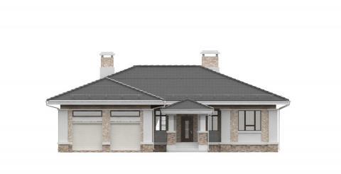 Фасад проекта 91-03