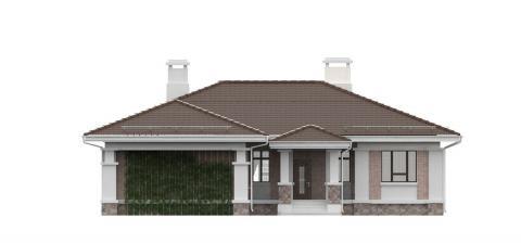 Фасад проекта 91-04
