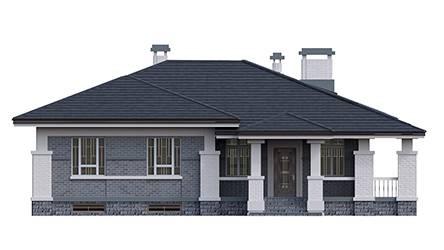 Фасад проекта 91-09