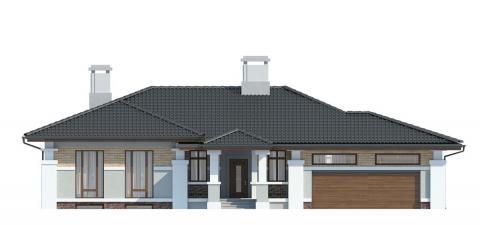 Фасад проекта 91-12