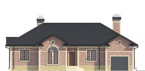 Фасад проекта 91-22