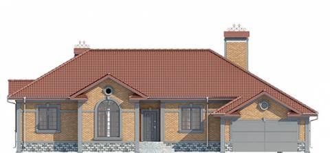 Фасад проекта 91-23