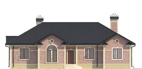Фасад проекта 91-25