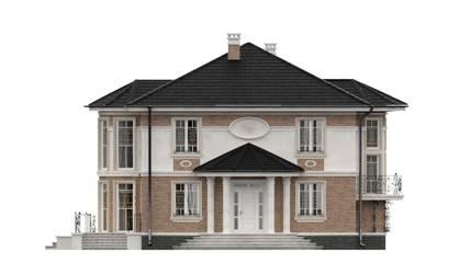 Фасад проекта 92-07