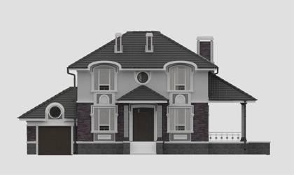 Фасад проекта 92-34