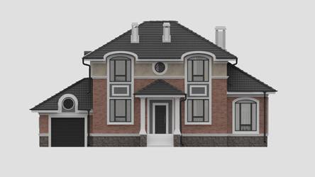 Фасад проекта 92-35