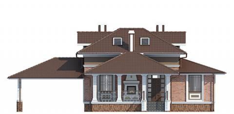 Фасад проекта 92-36