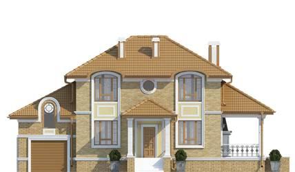 Фасад проекта 92-37