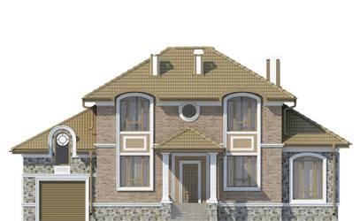 Фасад проекта 92-40