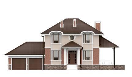 Фасад проекта 92-41