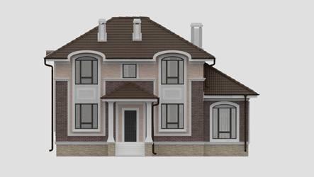 Фасад проекта 92-43