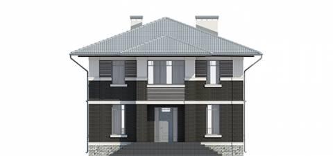 Фасад проекта 92-48