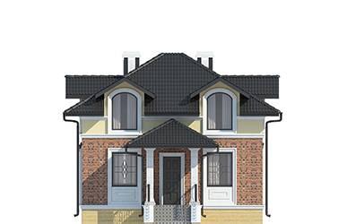 Фасад проекта 92-51
