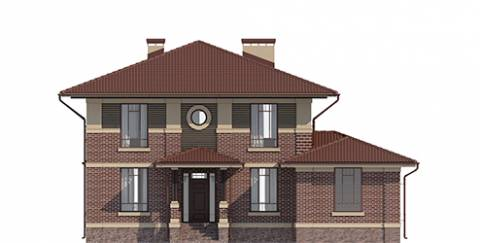 Фасад проекта 92-59
