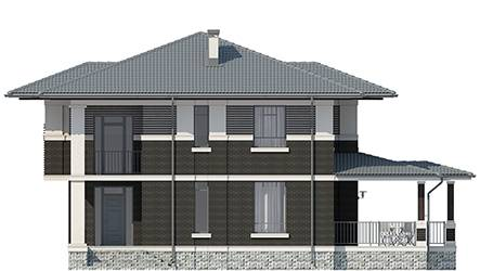 Фасад проекта 92-79