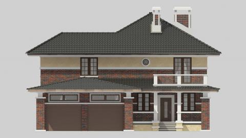 Фасад проекта 93-06