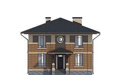 Фасад проекта 93-58