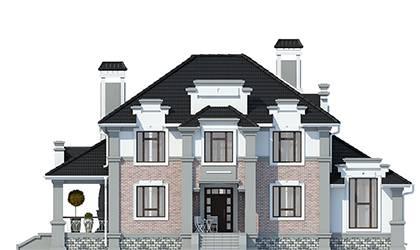 Фасад проекта 93-67