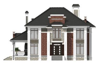 Фасад проекта 93-82