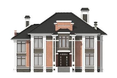 Фасад проекта 93-89