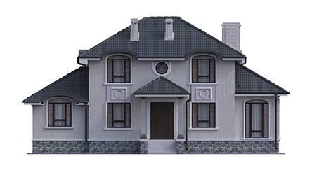 Фасад проекта 94-41