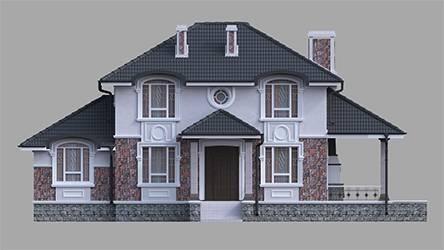 Фасад проекта 94-42
