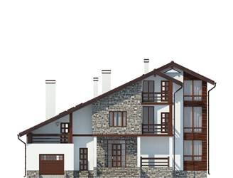 Фасад проекта 94-49