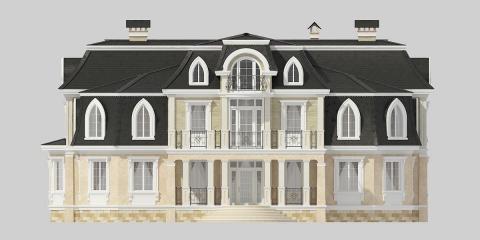 Фасад проекта 94-84