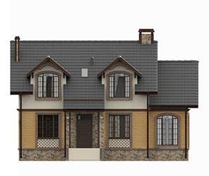 Фасад проекта 95-28