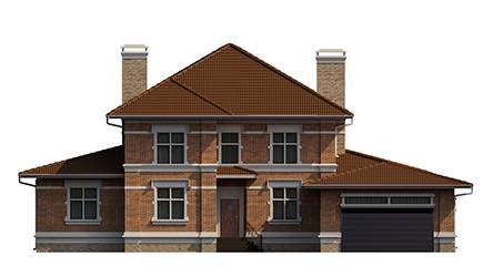 Фасад проекта 95-36