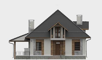 Фасад проекта 95-70