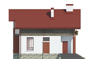 Фасад проекта 95-88