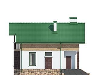 Фасад проекта 95-98