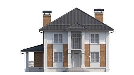 Фасад проекта 96-22