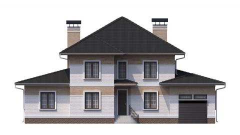 Фасад проекта 96-26