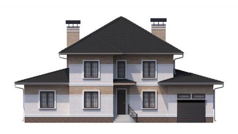 Фасад проекта 96-27